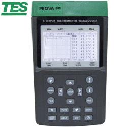 泰仕TES 8點溫度計/紀錄器 PROVA 830