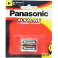 Panasonic 國際牌 鹼性電池5號2入