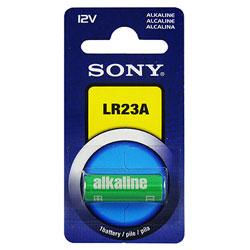 SONY LR23A 鹼性電池12v*1顆(汽車遙控器專用)