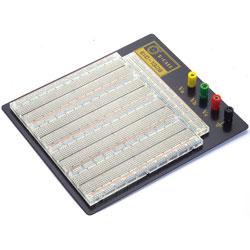 E.I.C. 4P透明麵包板 EIC-1308