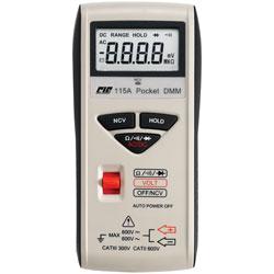 CIE 3 3/4口袋型自動換檔三用電錶 CIE-115A