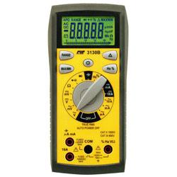 CIE 4 1/2 TRMS自動換檔三用電錶 CIE-3130B