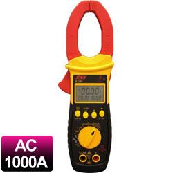 CHY-9106 AC1000A TRMS功率鉤錶