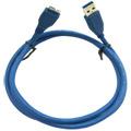 USB 3.0 A公/Micro B公 高速傳輸線 1.5M