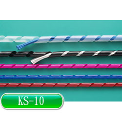 KSS 捲式結束帶(PE) KS-10 (白色)
