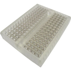 E.I.C. 耐高溫迷你型麵包板 EIC-1501-09 透明