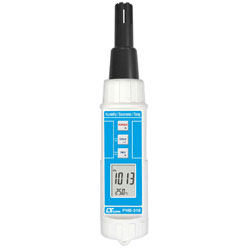 Lutron 溫溼度/氣壓/露點計 PHB-318