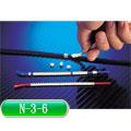KSS N型配線標誌 N-3-6 (30入)
