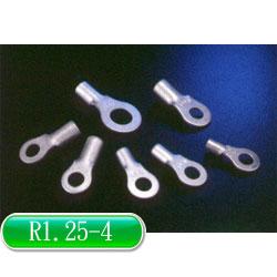 KSS R型端子 R1.25-4 (100入)