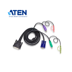 ATEN 宏正 2L-1703P KVM連接器