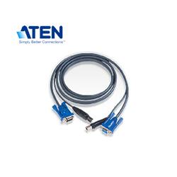 ATEN 宏正 2L-5002U KVM連接器