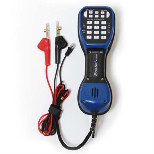 Pro'sKit 寶工 MT-8100 防水型電話測試器