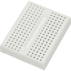 E.I.C. 耐高溫迷你型麵包板 EIC-15010 白色