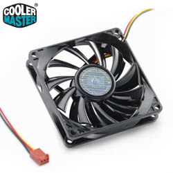 Cooler Master 訊凱 8公分雙滾珠風扇2000轉 8015