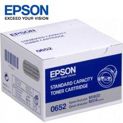 EPSON 原廠標準碳粉匣 S050652 (M1400/MX14/MX14NF)