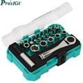 Pro'sKit 寶工 SD-2318M 27PCS棘輪套筒起子組