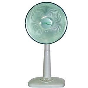 ★台灣製★雙豪【14吋】桌立鹵素燈定時電暖器 (TH-141)