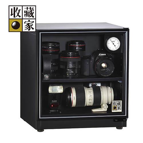 收藏家【55公升】2層式_電子防潮箱 AD-51