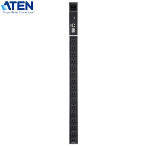 ATEN 節能電源分配器 (100-120V) PE1216A