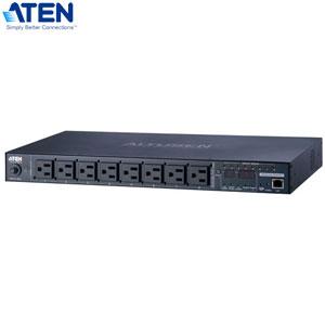ATEN 智慧型節能感測電源分配器 (100-120V) PE6108A