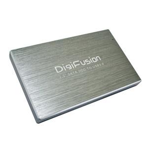 伽利略 USB3.0 2.5吋 SATA/SSD 硬碟外接盒 灰