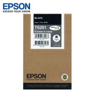 EPSON T626150 高容量黑色墨水匣(B-508DN/B-518DN)