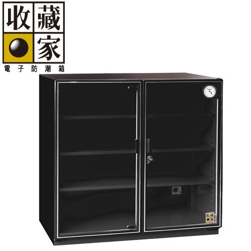 收藏家【257公升】左右雙門_電子防潮箱 AXL-250