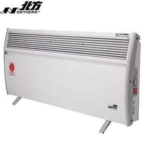NORTHERN 北方 防潑水第二代對流式電暖器 CH2301/8~12坪適