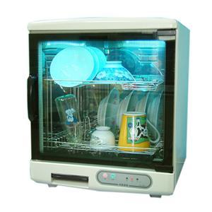 ★台灣製★【名象】不鏽鋼雙層紫外線烘碗機 (TT-967)※5~8人份