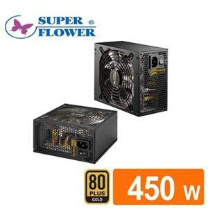 振華 冰山金蝶450W POWER-80PLUS 金牌