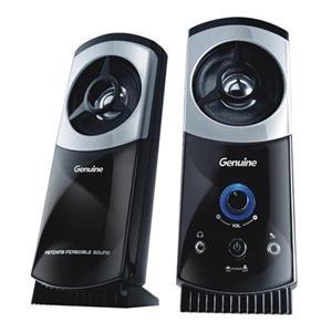 Genuine捷元 GS-1000 多媒體喇叭