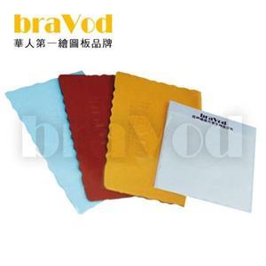 Bravod 超細纖維光學擦拭布3+1組合包(不分色)