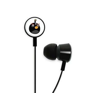 Angry Birds 系列【Gear4】 耳塞式耳機 - 炸彈鳥