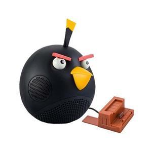 Angry Birds 憤怒鳥系列重低音喇叭-炸彈鳥 Black Bird