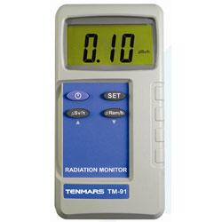 Tenmars TM-91數位式核輻射計