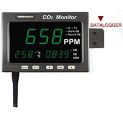 Tenmars TM-186D 二氧化碳偵測器/LED大螢幕顯示器