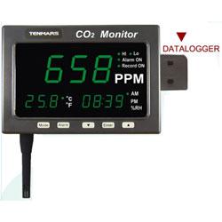 Tenmars TM-187D 二氧化碳偵測器/LED大螢幕顯示器