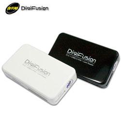 DigiFusion伽利略 72合1 ATM讀卡機(白色) RU054A