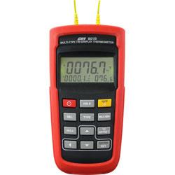 CHY-meter CHY-801B K/J/T/E多類型雙組輸入溫度計
