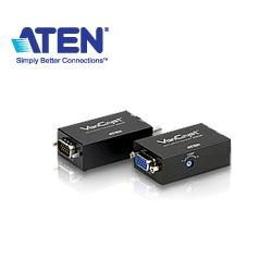 ATEN宏正 VE022 視訊延長器 (150公尺/Cat 5e/1920x1200)