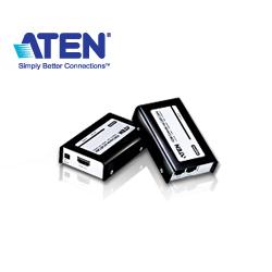 ATEN宏正 VE800 HDMI延長器  (1080P/60公尺/Cat 5e/1920x1200)