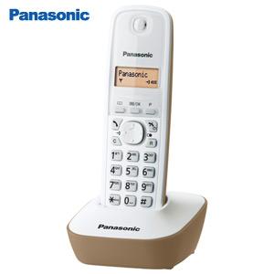Panasonic 國際牌 數位無線電話 KX-TG1611 棕