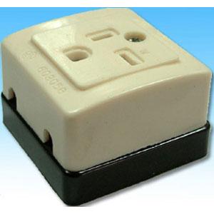 T型冷氣明插座 2203