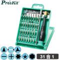Pro'sKit 寶工 SD-9802  31合1精密多功能起子組