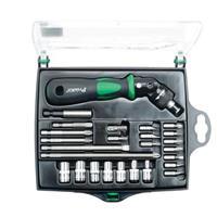Pro'sKit 寶工 SD-2314M 25合一棘輪套筒起子組