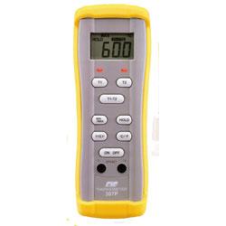 CIE-307P 雙組輸入溫度計 K-Type