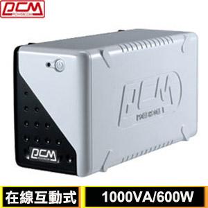 【網購獨享優惠】科風 UPS WAR-1000AP 在線互動式 UPS不斷電系統