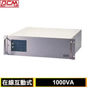 科風 UPS SMK1000A-RM機架式 在線互動式 UPS不斷電系統
