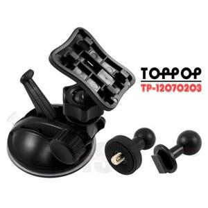 TOPPOP 吸盤式 3合1 DVR 支架