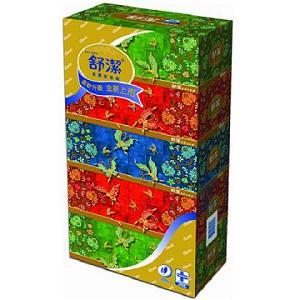 【量販組】 舒潔新柔感盒裝面紙160抽 (50盒/箱)